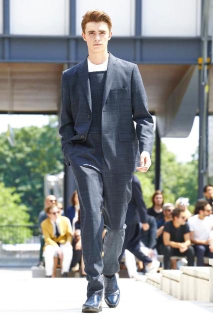 Issey Miyake, Fashion Show, Menswear Collection Spring Summer 2017 in Paris