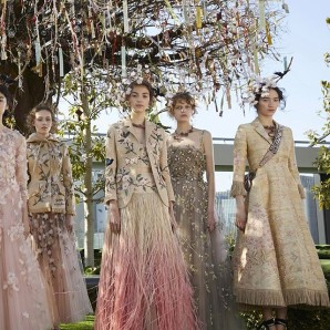 Dior Haute Couture Spring Summer 2017 in Tokyo, Japan